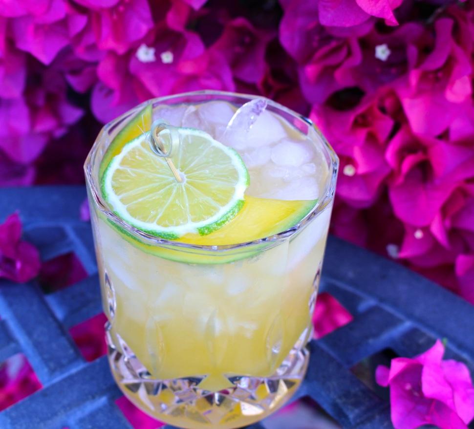 SpiritedLA Original Cocktail: The Palm Desert