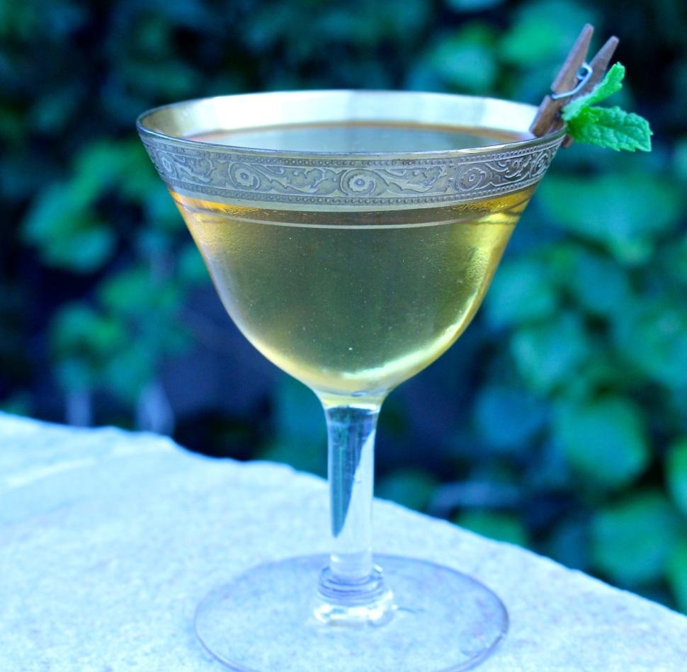 SpiritedLA Original Cocktail, The Scout's Honor