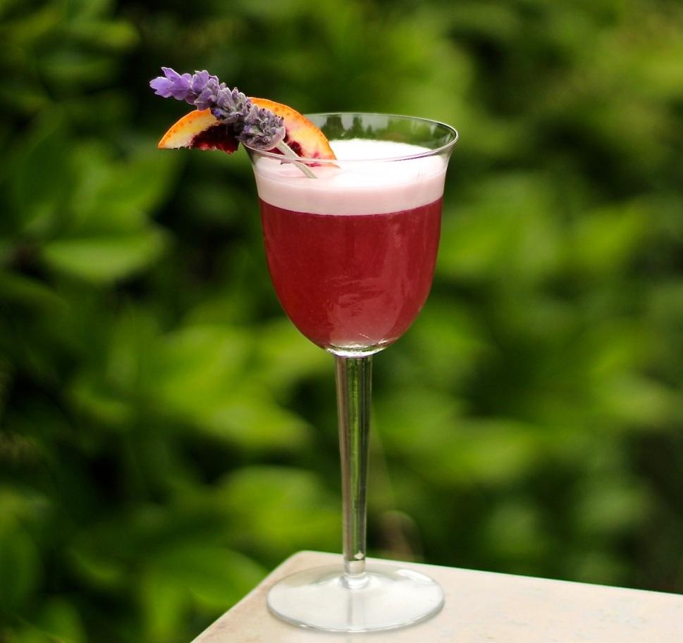 SpiritedLA cocktail The Covey